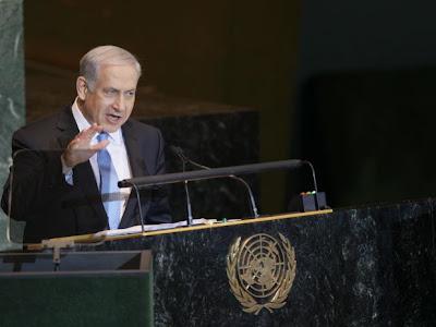 ISRAEL APELA A NEGOCIAÇÕES SEM PRÉ-CONDIÇÕES COM PALESTINA