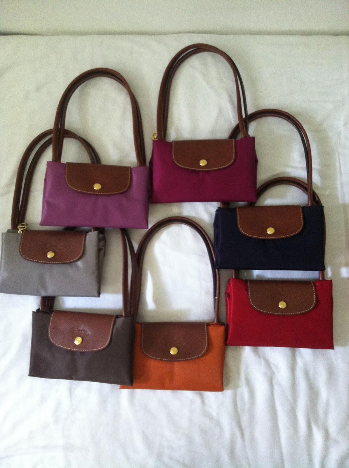 Longchamp Bag Le Pliage Size : Steal my bag longchamp le pliage ping size m long