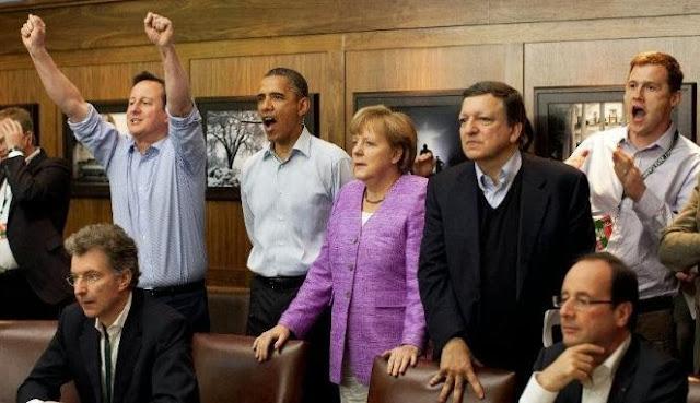 Sudah Satu Dekade AS Sadap Kanselir Jerman