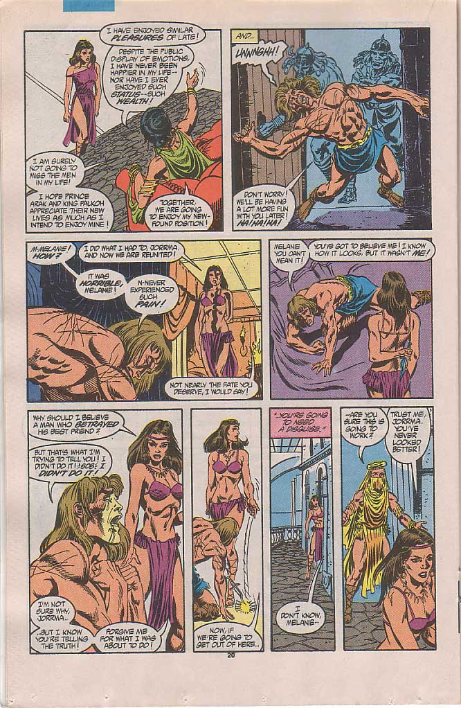 Conan the Barbarian (1970) Issue #238 #250 - English 16