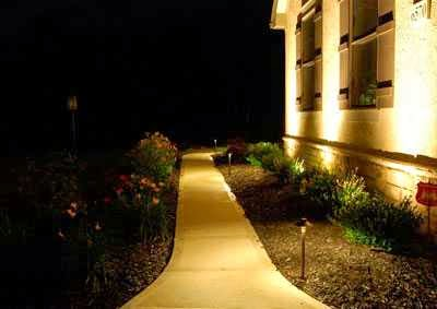 Low Voltage LED Outdoor Lighting