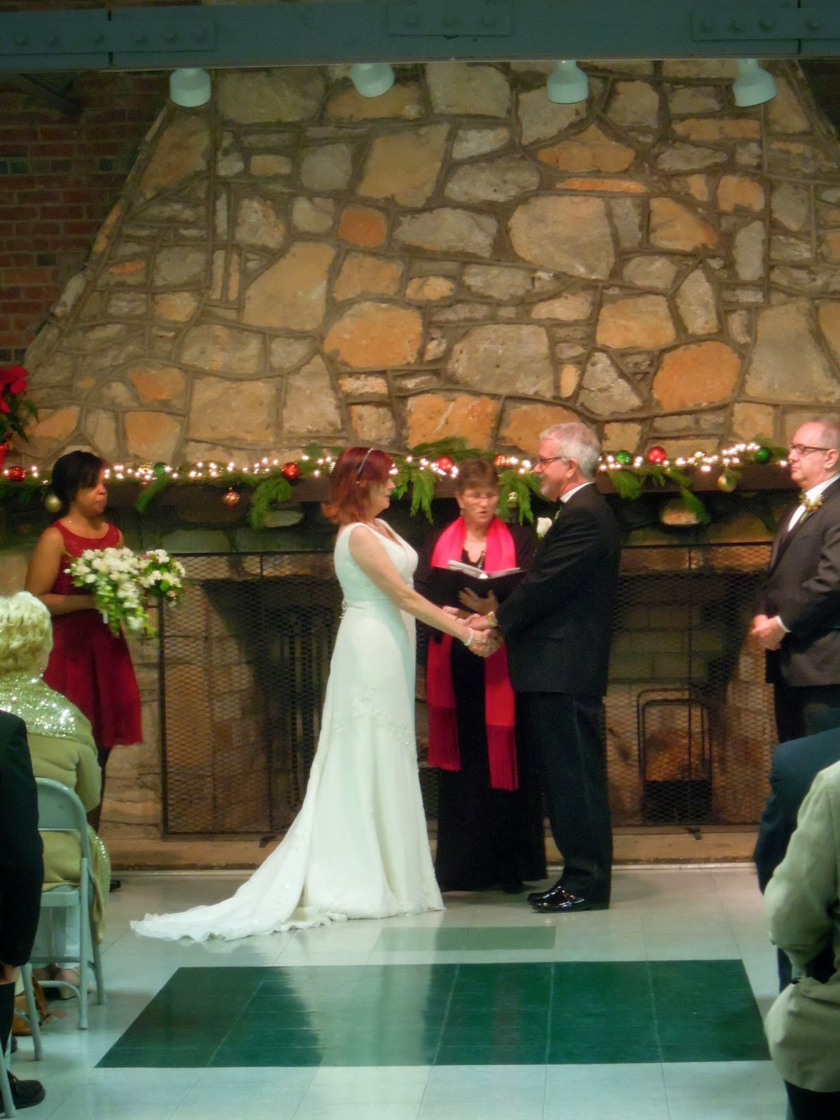 Raleigh Wedding Blog: Anne and Alan\'s Wonderful Wedding at Campbell ...