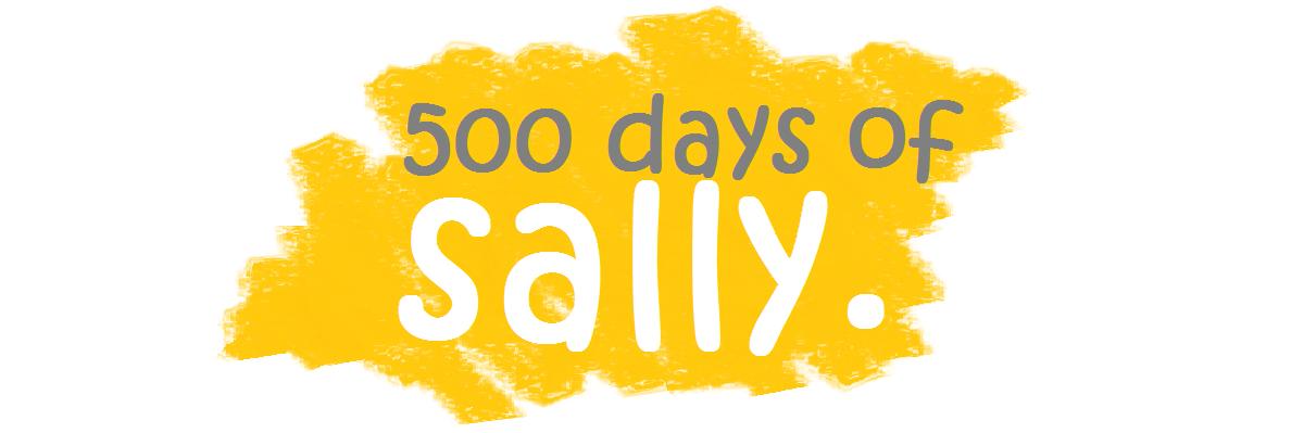 500 days of sally