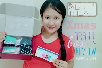 """""""My Beauty Pick"""" for XMas from Althea.Kr !"""