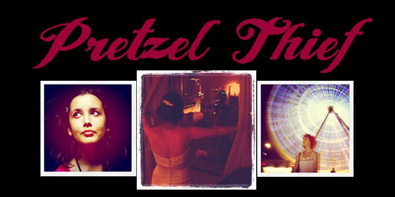 Pretzel Thief