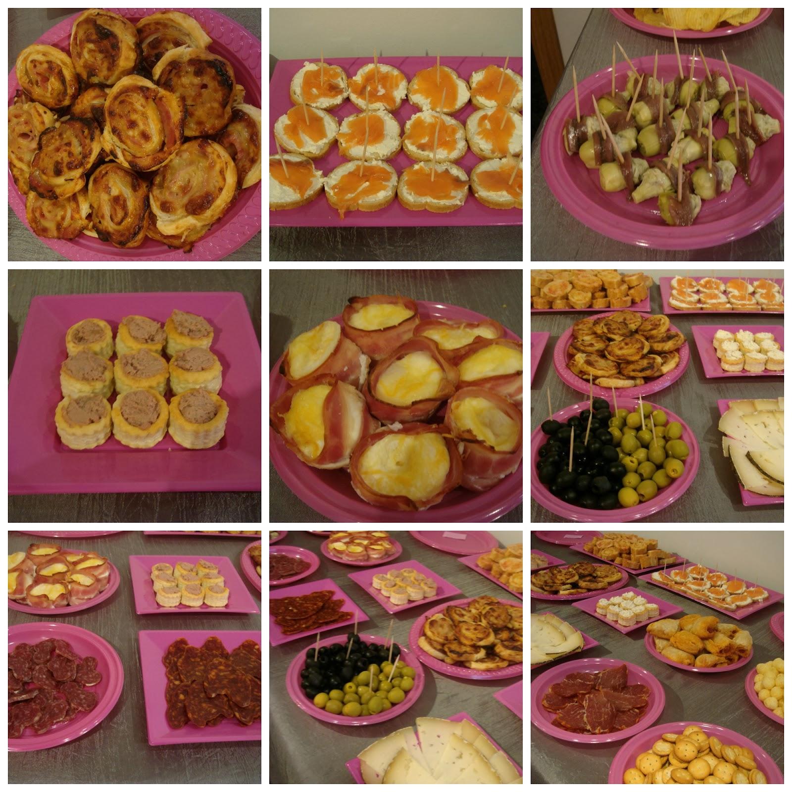 Recopilatorio de la mesa dulce - Incluia Cupcakes red velvet con crema