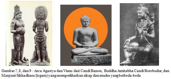 Gambar peninggalan kerajaan Hindu-Budha