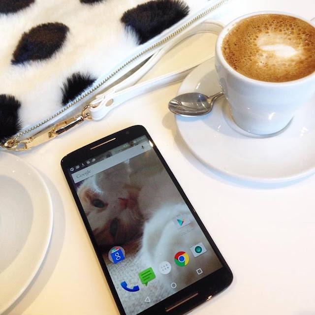 MotoXPlay smartphone by Motorola