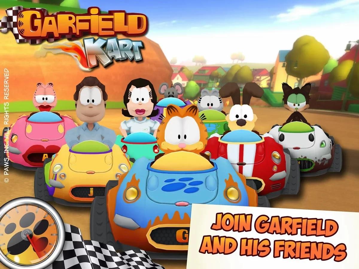 Garfield Kart v1.1