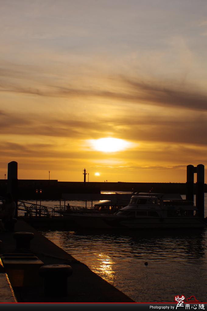 2011/6/18 淡水步行至漁人碼頭.