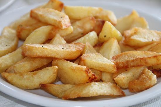 πατατες τηγανιτες
