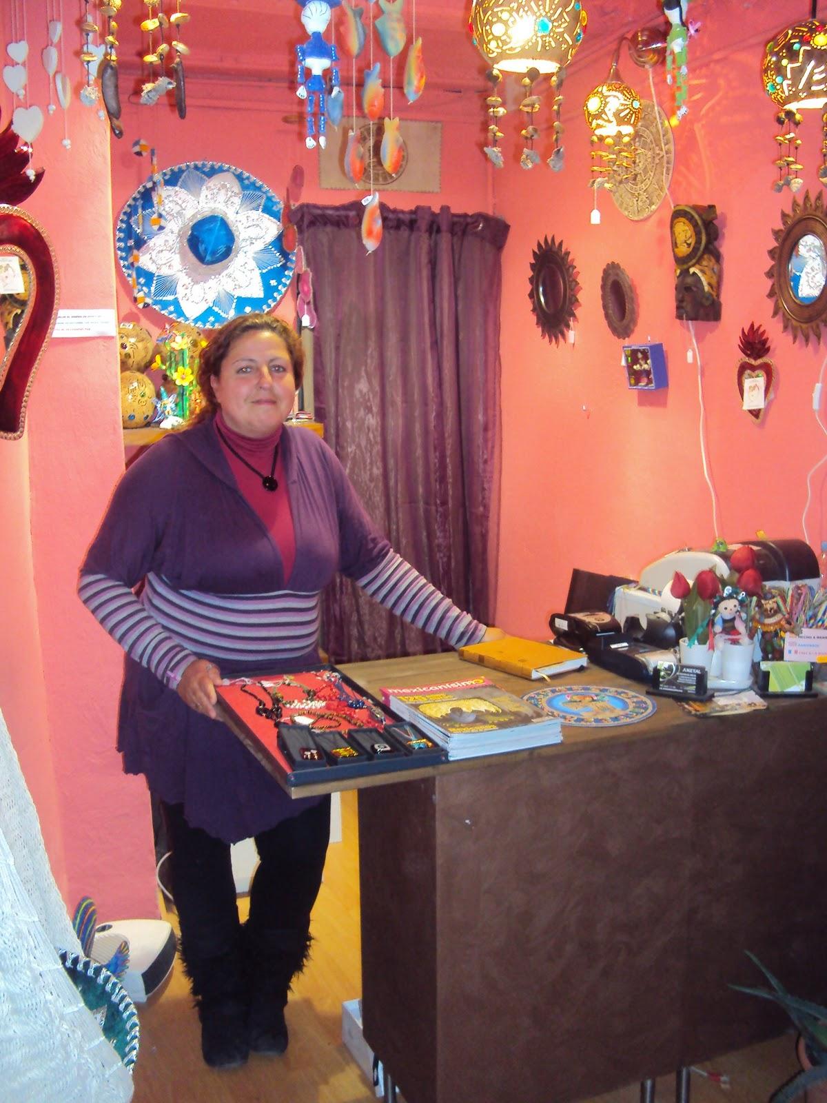 Noticias ameyal una nueva tienda de artesan a mexicana - Artesania barcelona ...