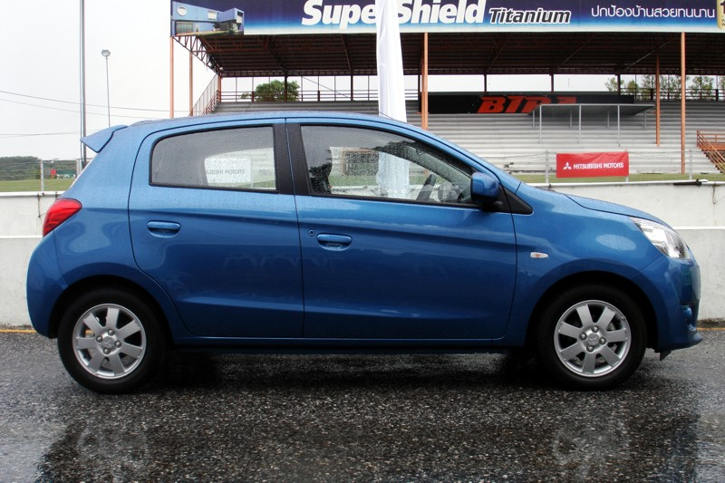 First Drive: 2013 Mitsubishi Mirage | CarGuide.PH - Philippine Car News, Car Reviews, Car ...