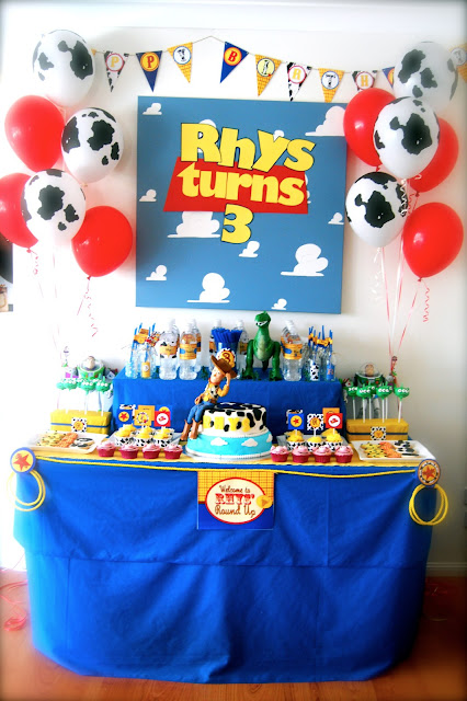 Toy Story Centerpieces For Tables Viewing Gallery