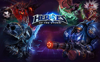 """Heroes of the Storm"" Gameplay"