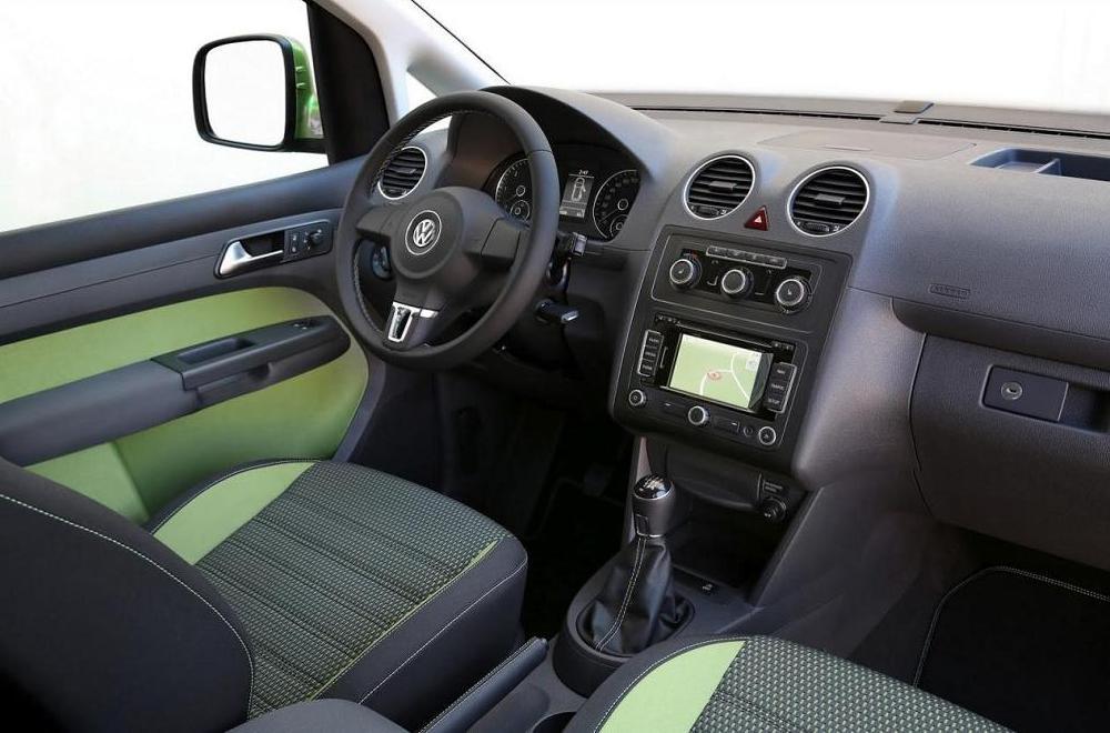 Volkswagen caddy cross autoesque for Interieur kleuren 2014