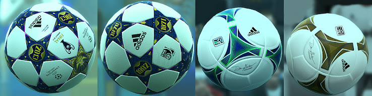 PES 2013 Ballpack by skills rooney
