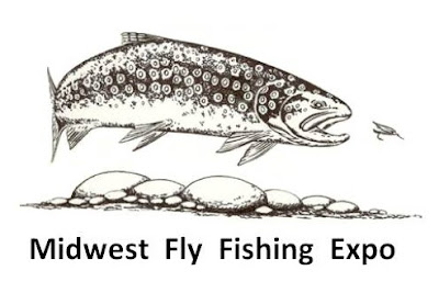 Fontinalis rising 2012 midwest fly fishing expo for Fly fishing shows