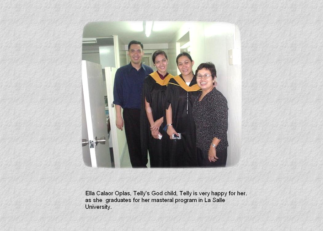 Graduation dissertation archive