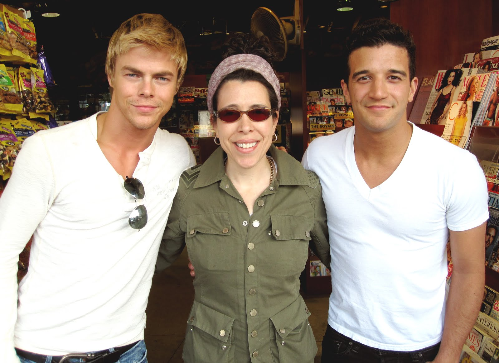 DEREK HOUGH - ME - MARK BALLAS