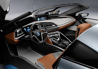 BMW i8 Concept Spyder Wallpaper