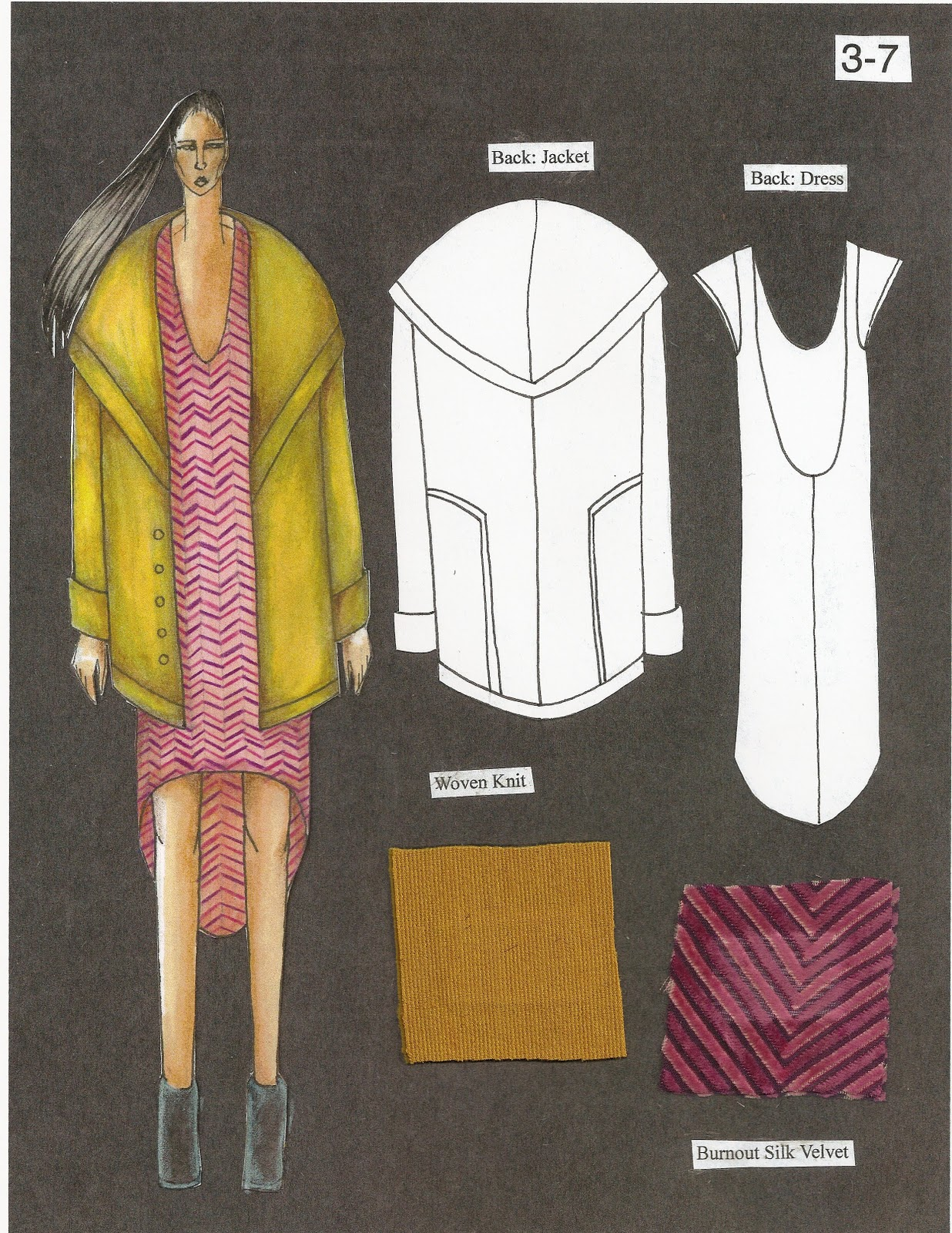 My Visual Pleasures Accepted Fashion Institute Of