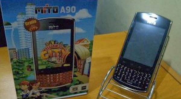 MITO A90 Versi Android Hanya Rp500 Ribu dan Bisa BBM