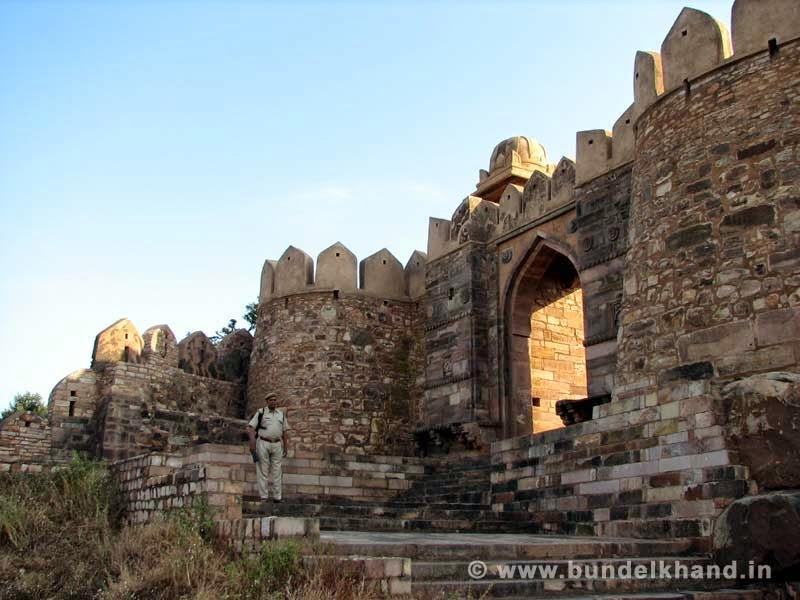 Kalinjar Fort Gate