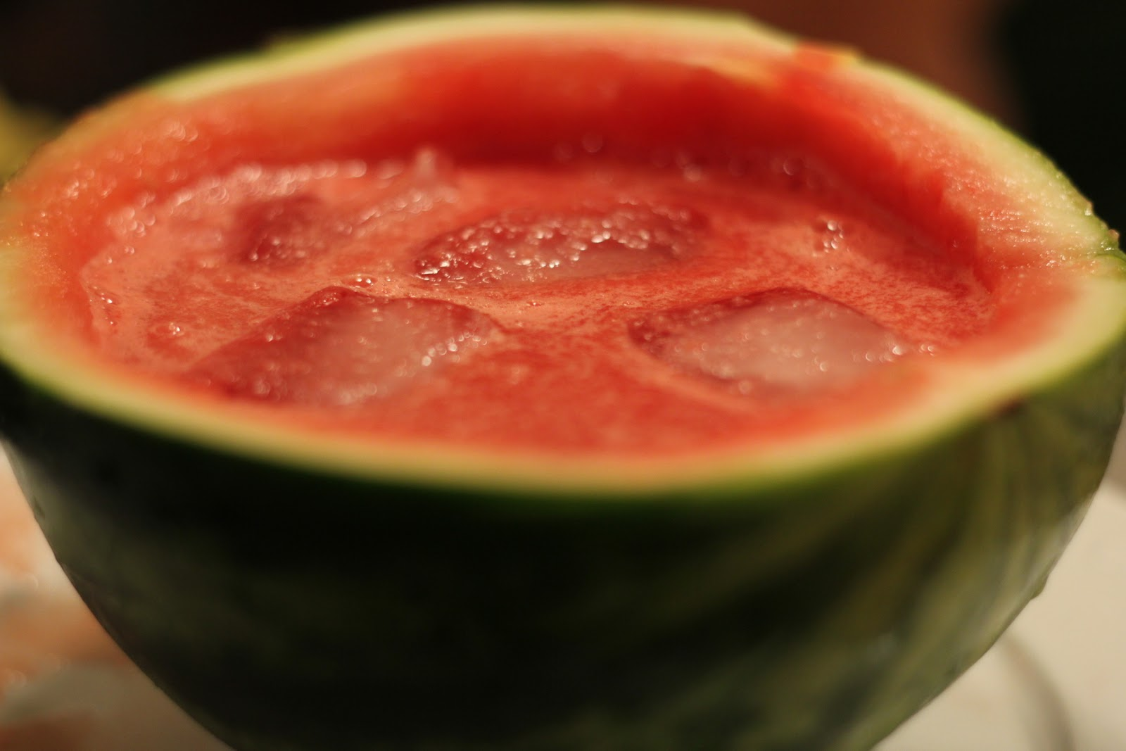 Scientist's Love Affair with Food: Watermelon Soju