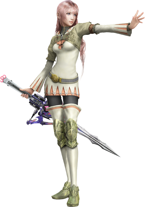 how to change outfits in ffxiii 2