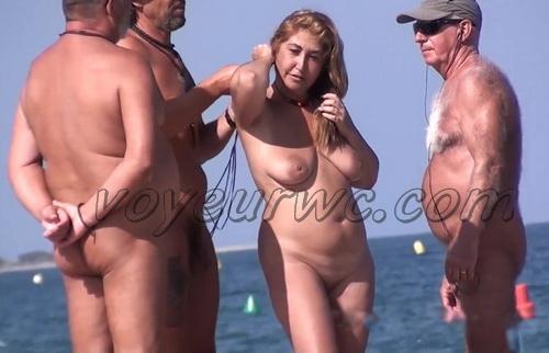 Nude Euro Beaches 16 (Hidden Cam Nude Beach)