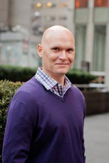 Author, Anthony Doerr