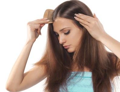 Mengatasi Rambut Rontok , Obat Penumbuh Rambut Alami