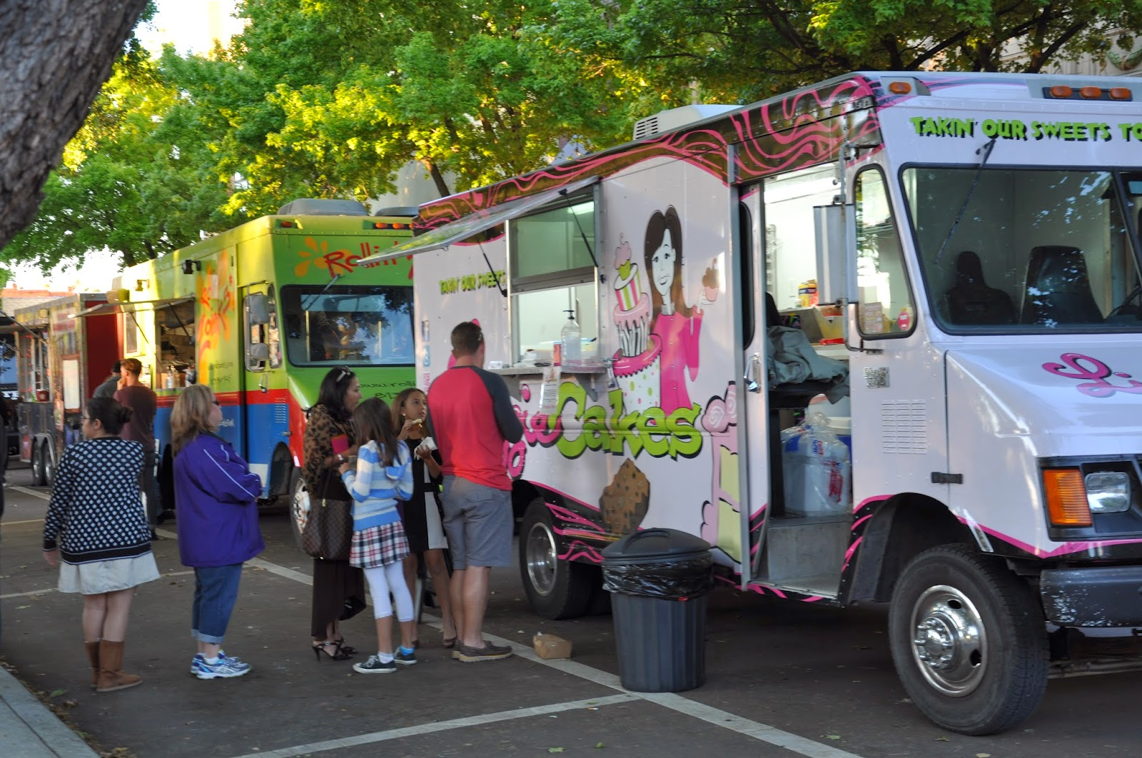 Food Truck Rally One Love Cafe Gainesville Fl