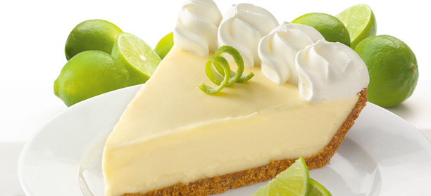 ... favorite the key lime pie or our runner up the strawberry crème pie
