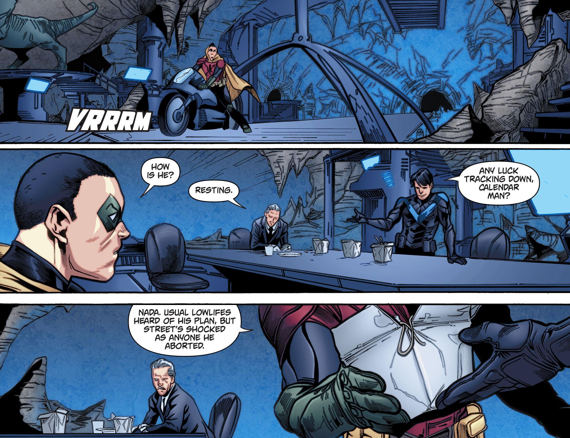 Batman: Arkham Knight [I] Issue #34 #36 - English 13