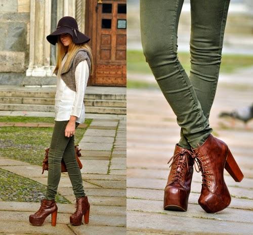 Especial botas de mujer Otoño Invierno