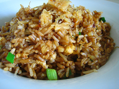 Fried Rice with XO Sauce Recipe |Chinese Food Recipes 中餐食谱