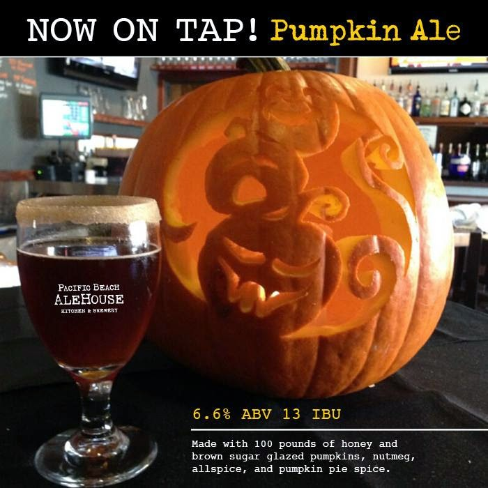 Pacific Beach Ale House: SanDiegoVille: Celebrate Halloween At These Nine Delicious