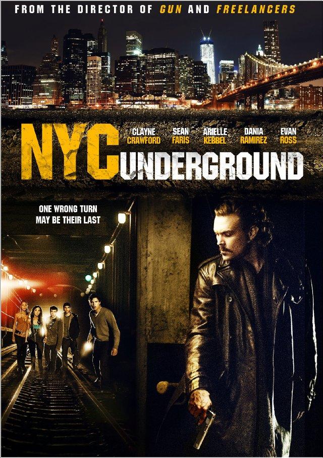 Truy Sát Dưới Lòng Đất - N.Y.C. Underground