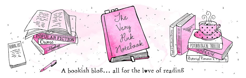 The Very Pink Notebook
