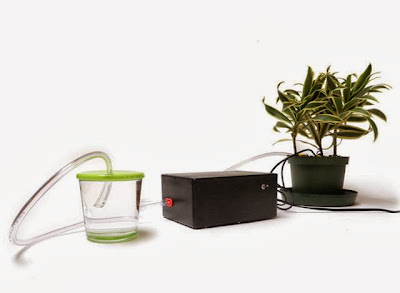 Innovative and Creative Watering Gadgets for Planters (10) 3