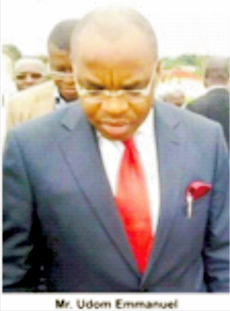 A'Ibom stands still as Udom Emmanuel declares for Governorship