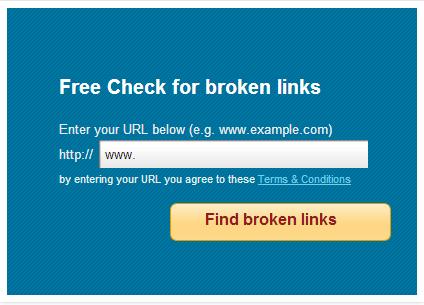 Cara Cek Broken link di Blog