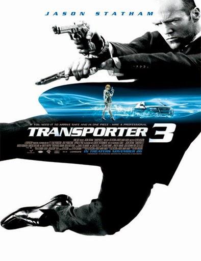 Ver El transportador 3 (Transporter 3) (2008) Online