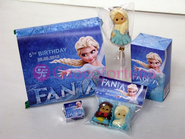 Goodie Bag fania Elsa Frozen Olaf Ultah Birthday Ulangtahun Ulang Tahun