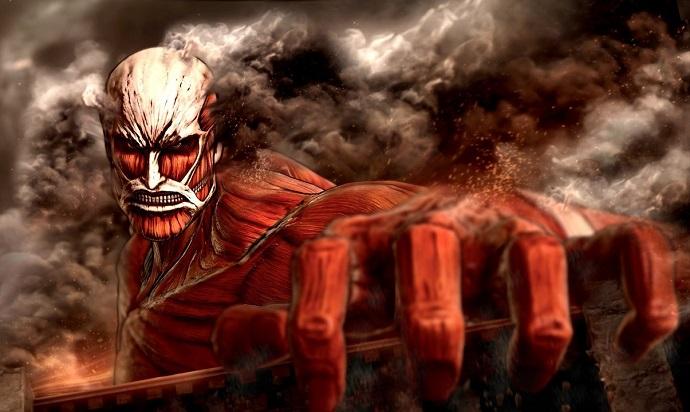 Shingeki no Kyojin de Omega Force