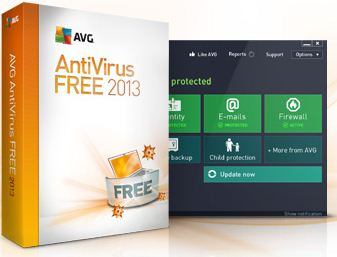 AVG Antivirus 2013 Free Download ~ Magic Soft's