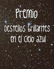 Premio destellos brillantes