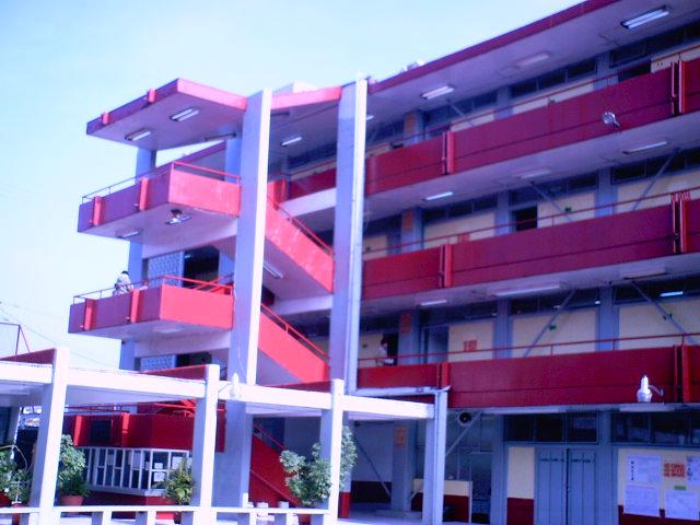 Escuela Secundaria Técnica 33